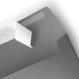 Striplocksluiting-enveloppen