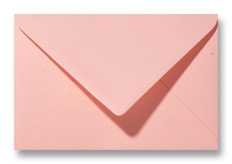Envelop 12 x 18 cm Fiore Zalmroze
