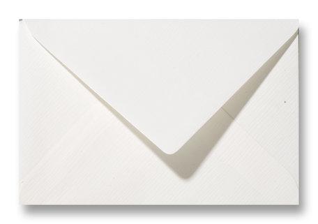 Envelop 12,5 x 17,6 cm (B6) Fiore Ivoor