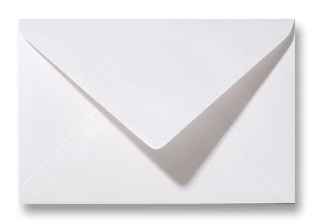 Envelop 12 x 18 cm Wit