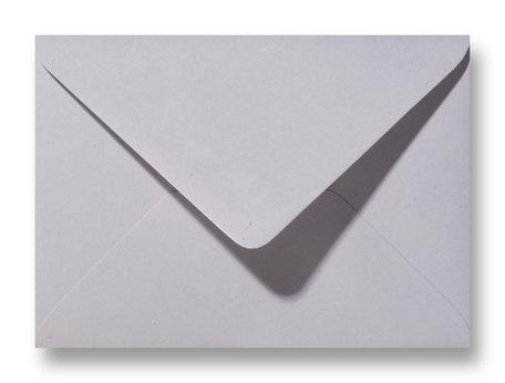 Envelop 12 x 18 cm Lila-Dolfijngrijs
