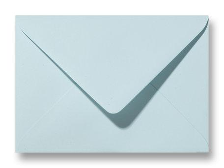 Envelop 11 x 15,6 cm Laguneblauw