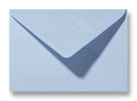 Envelop 11 x 15,6 cm Babyblauw