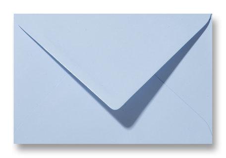Envelop 12 x 18,5 cm Babyblauw