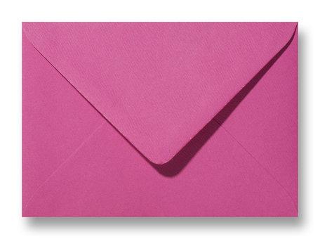 Envelop 11 x 15,6 cm Fiore Roze