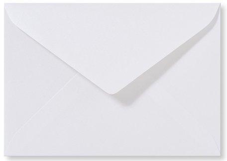 Envelop 12 x 18 cm Metallic Extra White