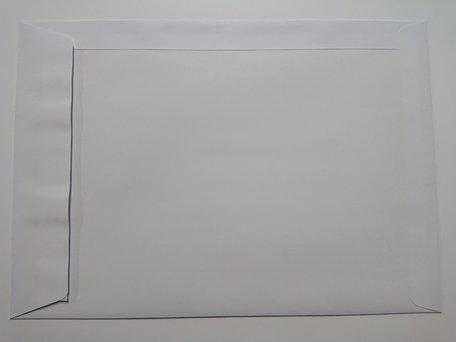 Envelop 23 x 32,5 cm Wit Venster