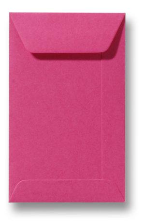 Envelop Striplock 6,5 x 10,5 cm Fucsia