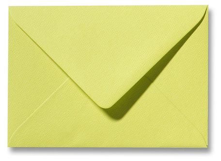 Envelop 9 x 14 cm Fiore Limoen