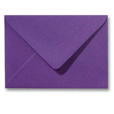 Envelop 15,6 x 22 cm Metallic Purple