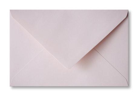 Envelop 12 x 18,5 cm Rose