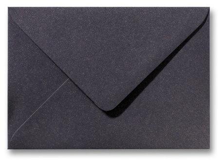 Envelop 15,6 x 22 cm Metallic Dark
