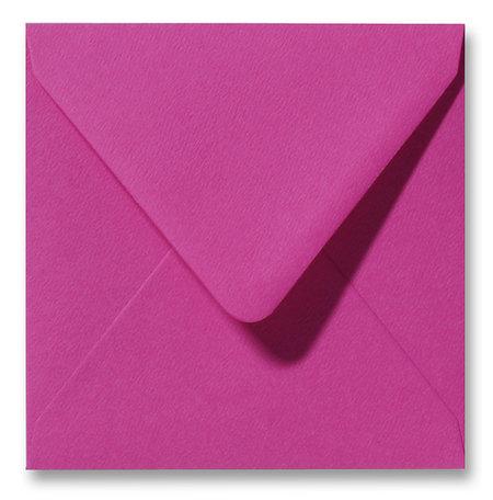 Envelop 16 x 16 cm Fiore Cyclaam