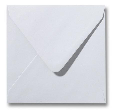 Envelop 14 x 14 cm Lichtgrijs