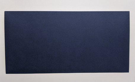 Ongerilde Kaarten 13,5 x 27 cm Donkerblauw 500 stuks