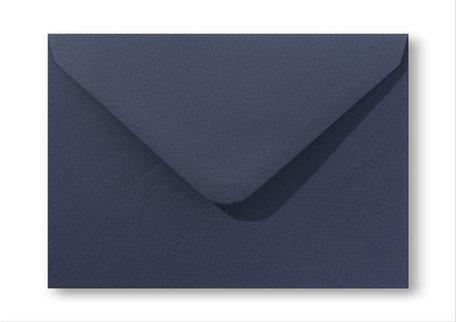 Envelop Retro 11 x 15,6 cm Marineblauw
