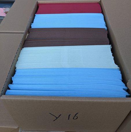 Doos vol met Enveloppen 15,6 x 22 cm