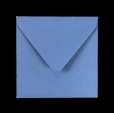 Envelop 14 x 14 cm Kraft babyblauw