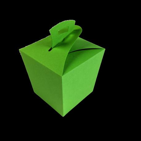 Wok box Weidegroen per 3 stuks