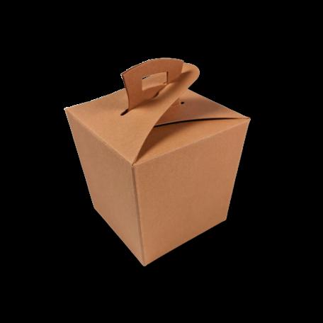 Wok box Terra per 3 stuks