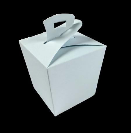 Wok box Lichtblauw per 3 stuks