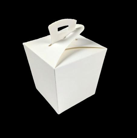 Wok box Gebroken Wit per 3 stuks