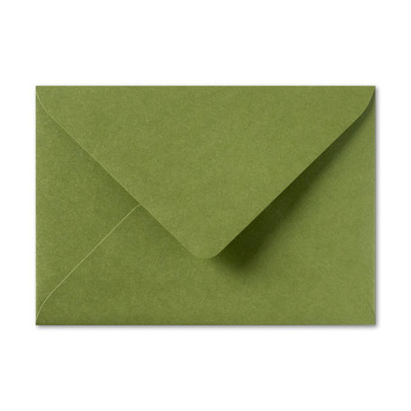 Envelop 11 x 15,6 cm Metallic Olive
