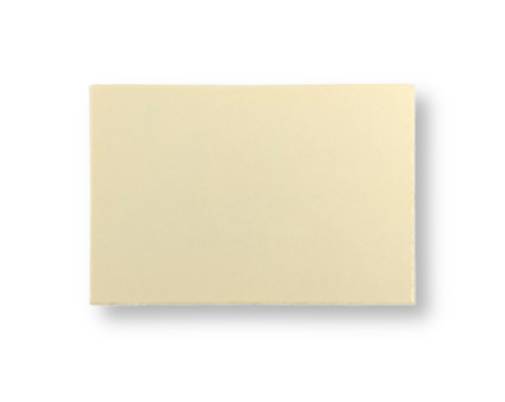 Enkele kaart 11,6 x 17,2 cm Oud Hollands Ivoor per 25 stuks