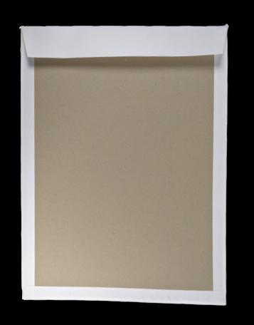 Bordrugenvelop 45 x 60 cm Gebroken Wit per 100 stuks