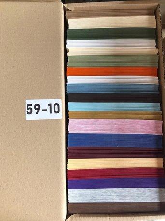 Doos vol met Enveloppen 11 x 15,6 cm