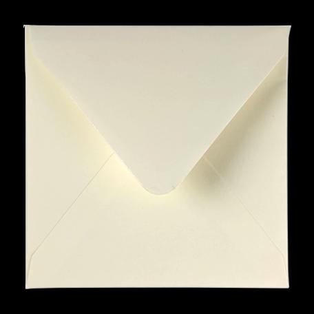 Envelop 14 x 14 cm Creme