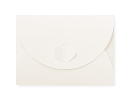 Cadeau Envelop 11 x 15,6 cm Gebroken wit