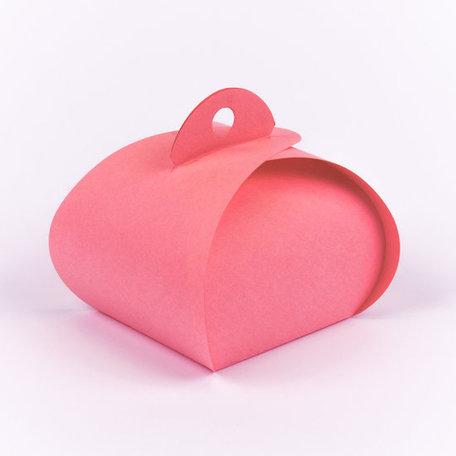 Curvebox- Salmon pink