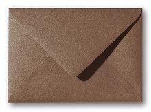Envelop 11 x 15,6 cm Metallic Cuba