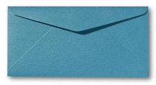 Envelop 11 x 22 cm Metallic Curacao