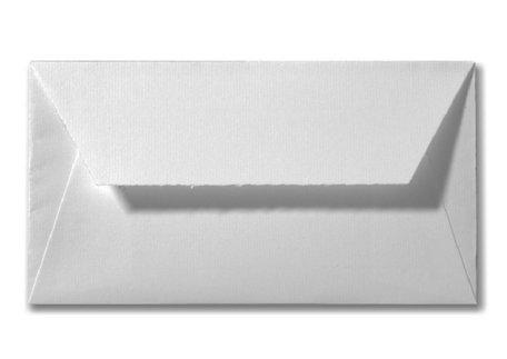 Envelop 11 x 22 cm Oud Hollands geschept