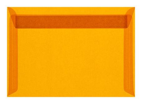 Envelop 11,4 x 16,2 cm transparant oranje ( c6 )