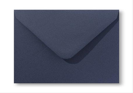 Envelop 12 x 18 cm Marine blauw