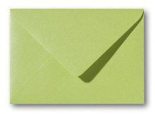 Envelop 12 x 18 cm Metallic Green
