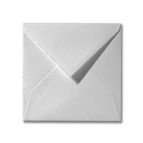 Envelop 14 x 14 cm Oud Hollands geschept