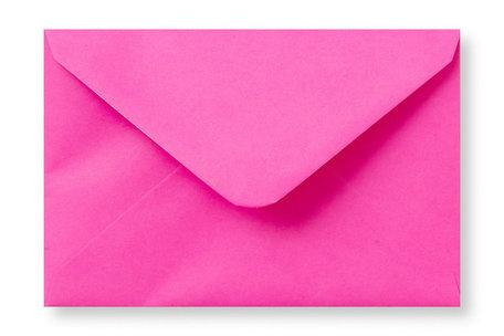 Envelop 15,6 x 22 cm Knalroze