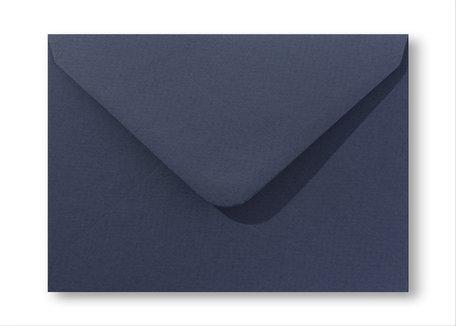 Envelop 15,6 x 22 cm Marine blauw