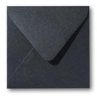Envelop 16 x 16 cm Metallic Black