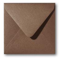 Envelop 16 x 16 cm Metallic Cuba