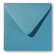 Envelop 16 x 16 cm Metallic Curacao