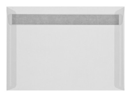 Envelop 16,2 x 22,9 cm transparant wit ( c5 )