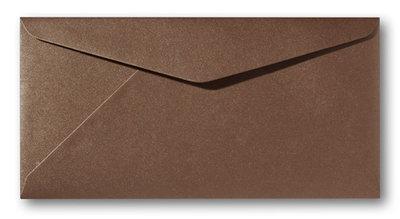 Envelop 9 x 22 cm Metallic Cuba