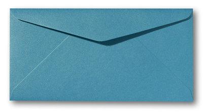 Envelop 9 x 22 cm Metallic Curacao