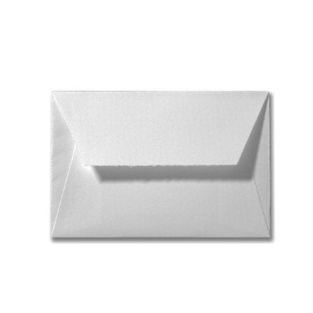 Envelop 9,5 x 14,5 cm Oud Hollands geschept