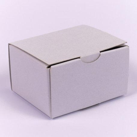 Treasure Box Cardboard White
